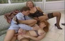 German orgy with fisting