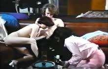 Vintage FFM threesome