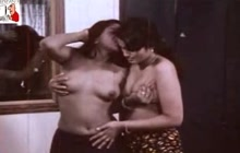 Old Indian lesbian show