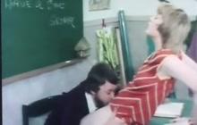 Schoolgirls vintage porn