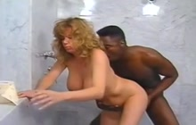 Vintage Interracial Video
